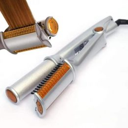 brite 2 in 1 professional hair straightener and hair curler 2020 in pakistan sanwarna.pk