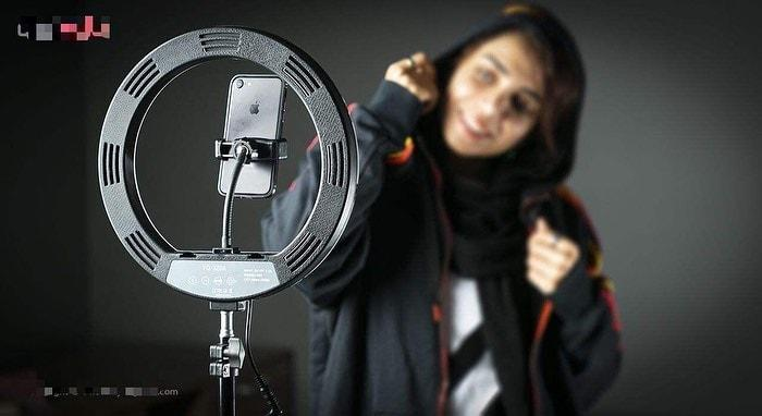 best 32 cm selfie ring light buy online price in pakistan sanwarna.pk