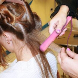3 in 1 Mini Hair Straightener Mini Crimper and Mini Curler in pakistan