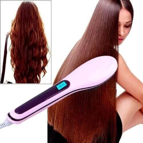 best hair straightener brush buy online price in pakistan sanwarna.pk