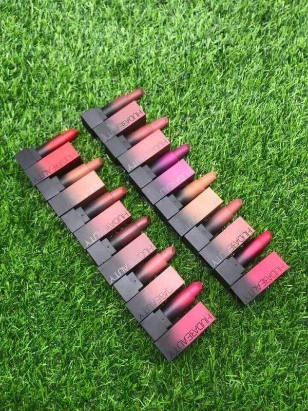 huda beauty power bullet matte lipstick review in pakistan sanwarna.pk