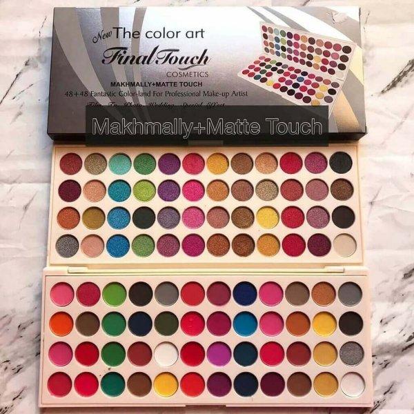 best glamorous face 48+48 eyeshadow palette buy online price in pakistan sanwarna.pk
