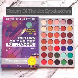 best return of the jet eyeshadow palette buy online price in pakistan sanwarna.pk