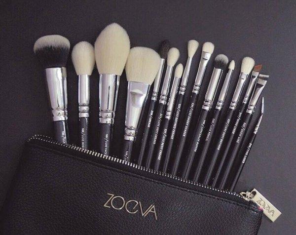 zoeva makeup brushes in pakistan sanwarna.pk