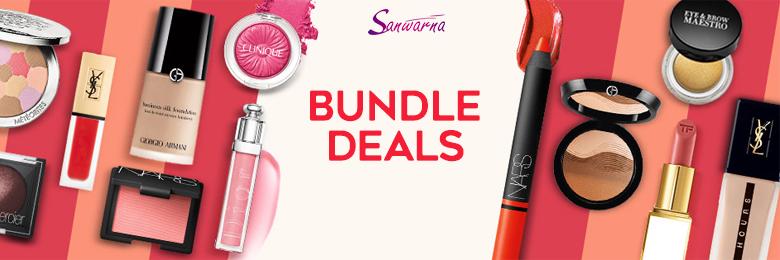 makeup bundle deals buy online in pakistan sanwarna.pk