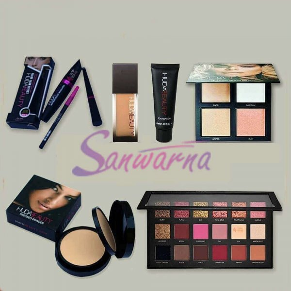 huda beauty products bundle makeup deals buy online at discounted price in pakistan sanwarna.pk