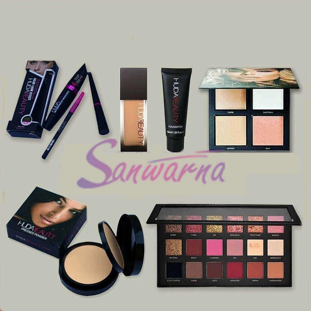 huda beauty products bundle makeup deals buy online at discounted price in pakistan sanwarna.pk