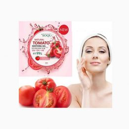 Soqu Natural Tomato Soothing Gel in pakistan sanwarna.pk