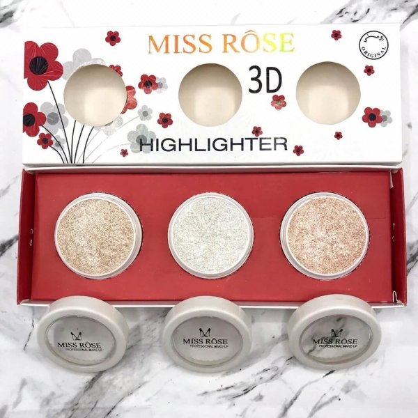3d highlighter miss rose Buy in pakistan sanwarna.pk