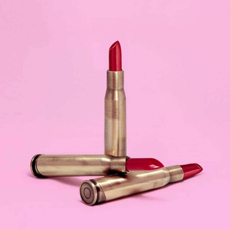 HUDABEAUTY PowerBullet Matte Lipstick pack of 12 price in pakistan sanwarna.pk