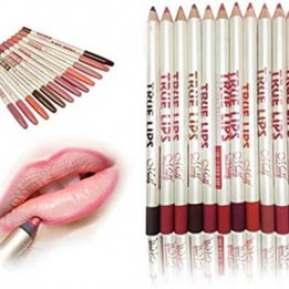 true lips lip liner pencil in pakistan sanwarna.pk