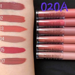 miss rose matte lip gloss price in pakistan sanwarna.pk