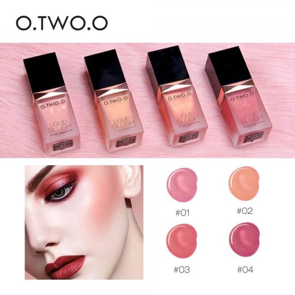 Buy O.two.O Liquid Blush Online at Low Prices in pakistan sanwarna.pk