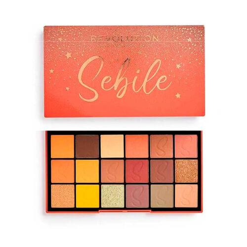 Buy Revolution - Sebile Eyeshadow palette - Day 2 Day in pakistan sanwarna.pk