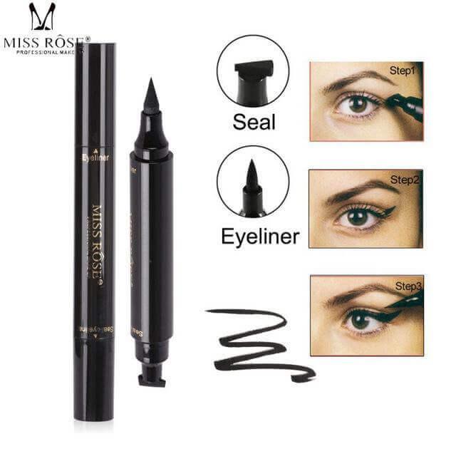MISS ROSE Magic Pen and Seal Eyeliner price in pakistan sanwarna.pk