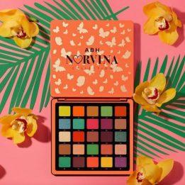 NORVINA® Eyeshadow Palette in pakistan sanwarna.pk