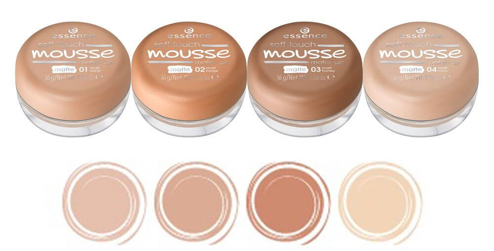 essence soft touch mousse price in pakistan sanwarna.pk