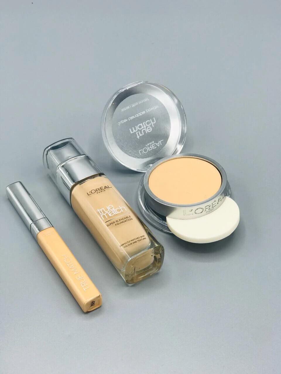 L'Oreal Paris Face Powder For Women Price In Pakistan sanwarna.pk
