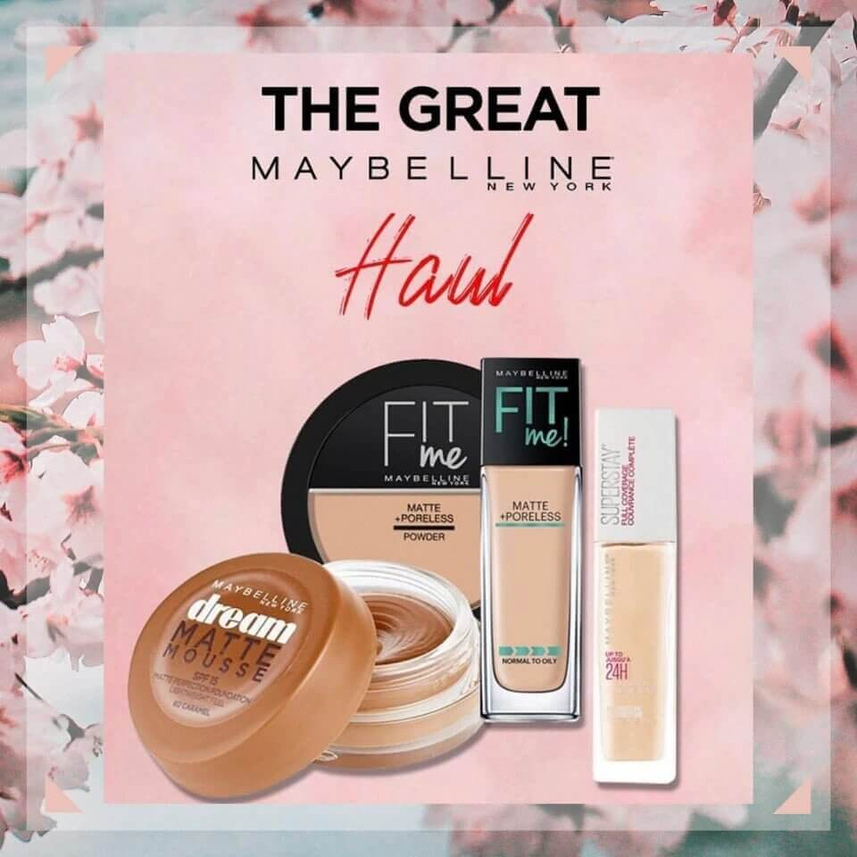 maybelline fit me powder matte poreless foundation concealer in pakistan sanwarna.pk