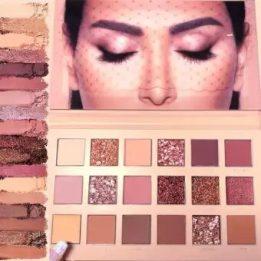 miss rose glitter eyeshadow palette price in pakistan sanwarna.pk