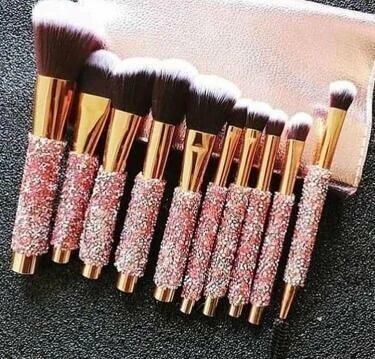 best makeup brushes set in pakistan sanwarna.pk
