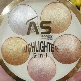 Ashley Highlighter 5 in 1 in pakistan sanwarna.pk