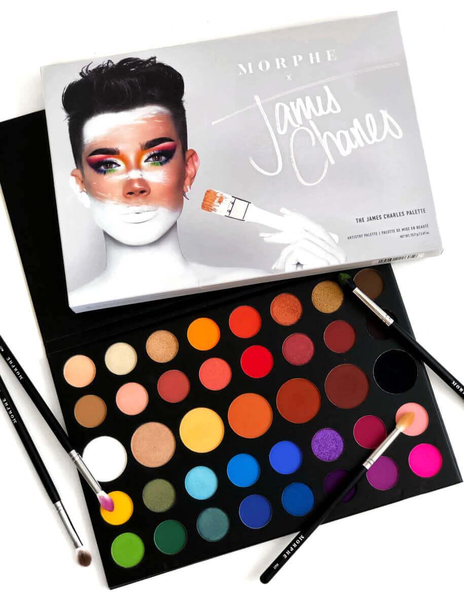 james charles makeup palette in pakistan sanwarna.pk