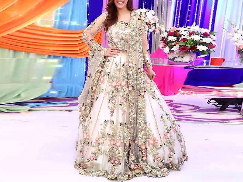 pakistani maxi dresses online sanwarna.pk