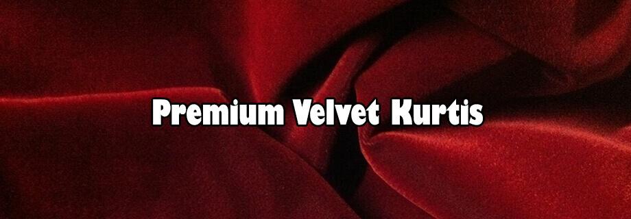 Velvet Kurtis