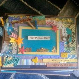 Scrapbook for Baby Boy Buy Online in Pakistan sanwarna pk