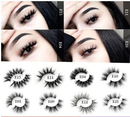 Eyelashes Beauty Extension Eye Lashes sanwarna.pk