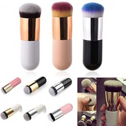 Portable BB Cream Makeup Brushes Sanwarna.pk