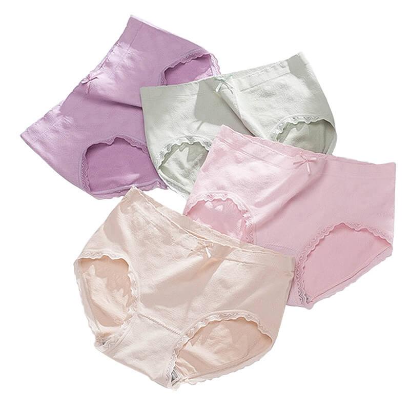 Women Pantie Breathable Underwear Sanwarna.pk