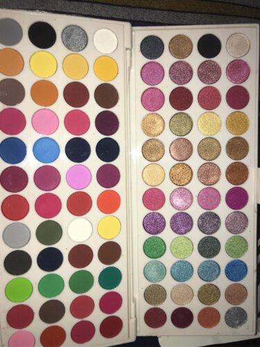 Eye Shadow 48 Makhmali and 48 Matte Color Palette Pakistan