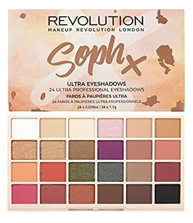 SophX Eyeshadow Palette Sanwarna.pk