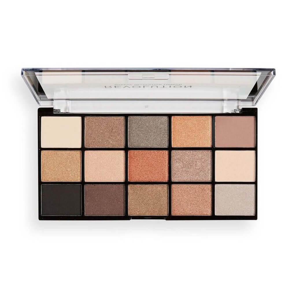 Eyeshadow and Face Pigment Palette Sanwarna.pk