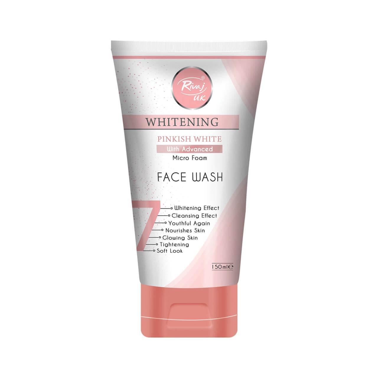 Rivaj Uk Whitening Face Wash Sanwarna.pk
