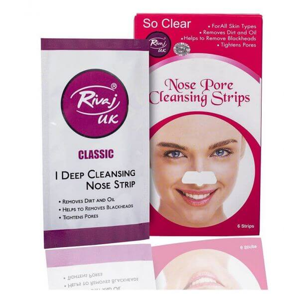 Nose Pore Cleansing Strips Nose Strips for Blackhead Removal Sanwarna.pk