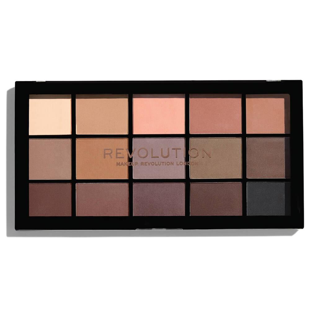 Makeup Revolution Re-Loaded Palette Basic Mattes Sanwarna.pk