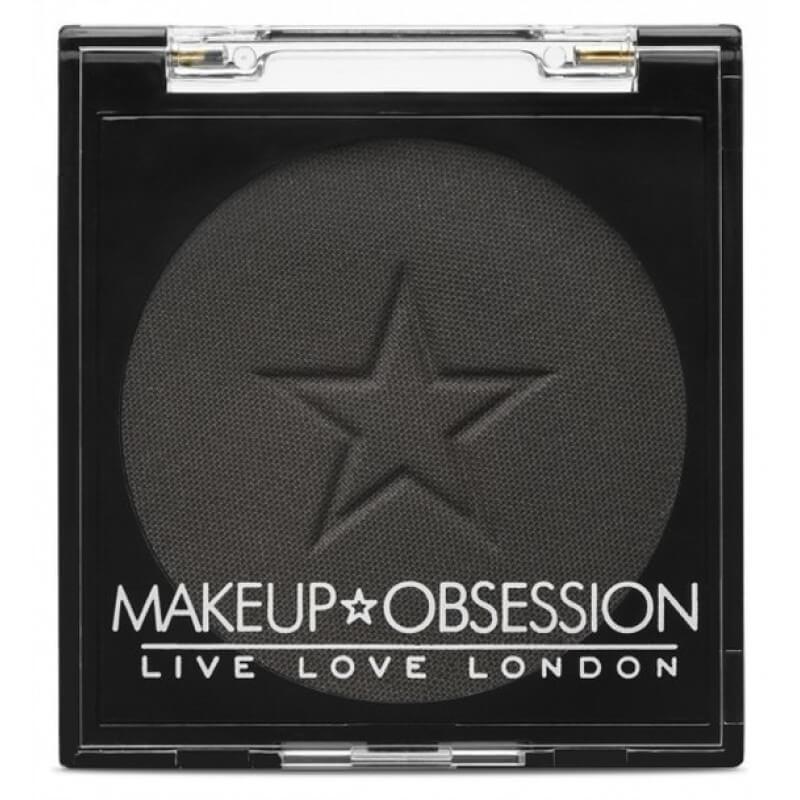 Makeup Obsession – Eye shadow – E126: Midnight Black Sanwarna.pk
