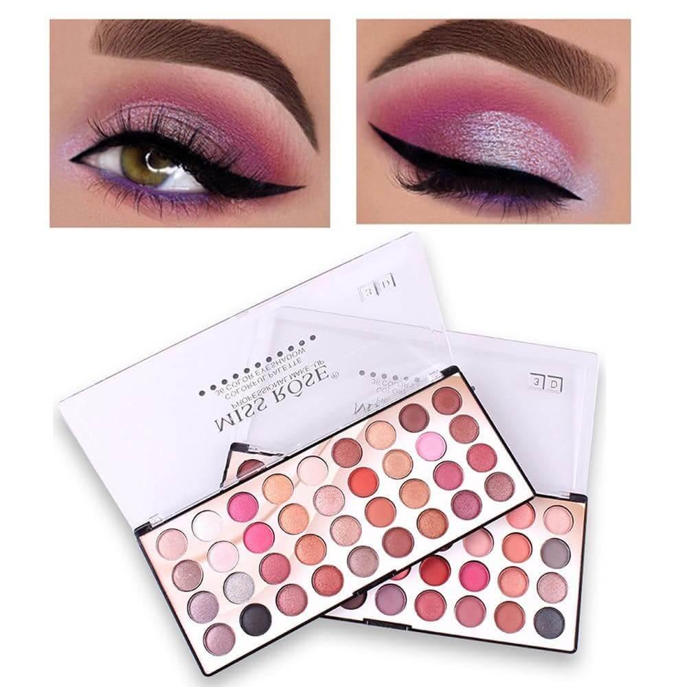 36 Color Eye shadow Eyeshadow kit Sanwarna.pk