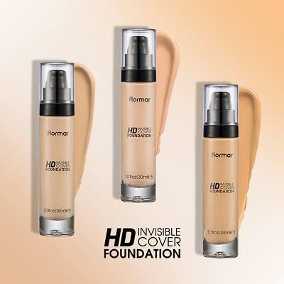 flormar hd invisible cover foundation review sanwarna.pk