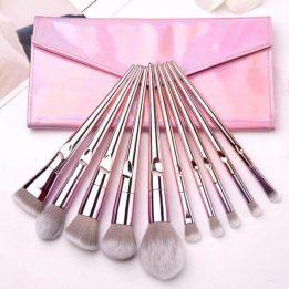 makeup brush set sanwarna.pk