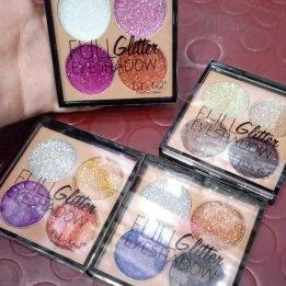 best glitter eyeshadow palette in pakistan sanwarna.pk