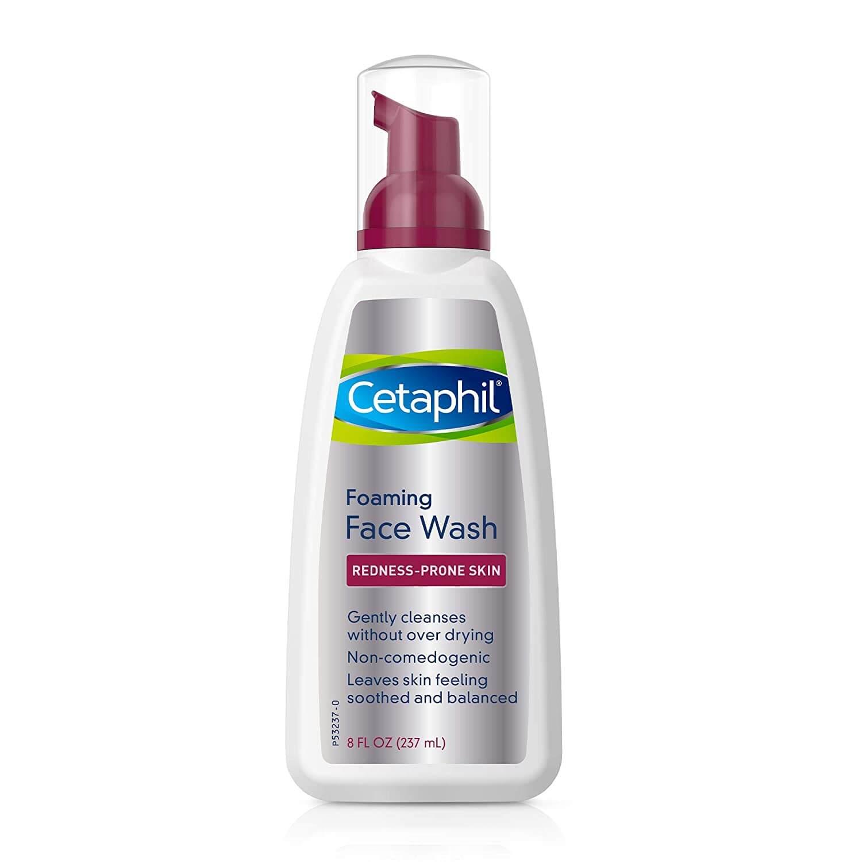 cetaphil foaming face wash for oily skin sanwarna.pk