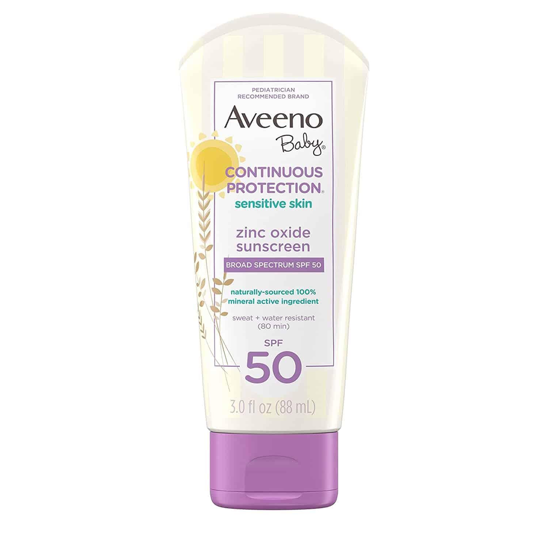 aveeno baby sunscreen review sanwarna.pk