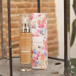 flormar smooth touch foundation makeup