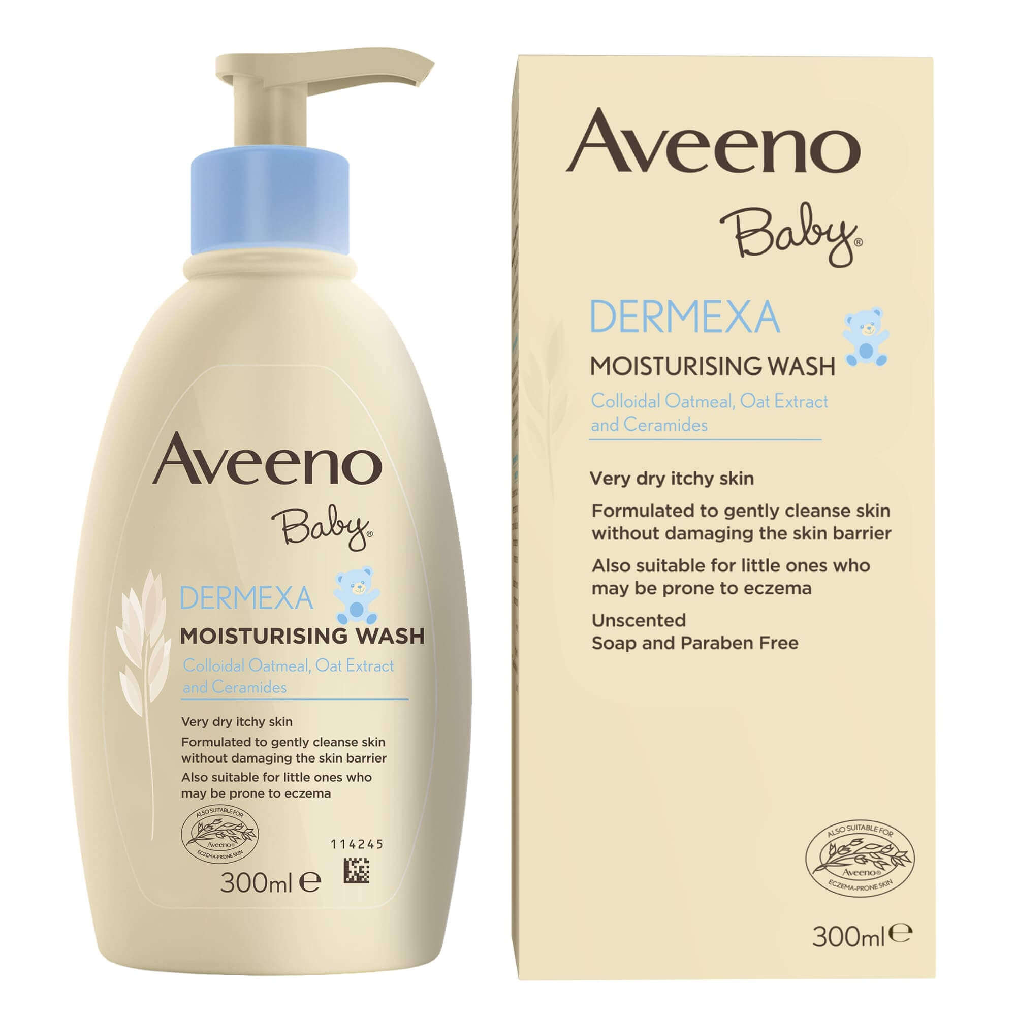 aveeno baby dermexa wash review sanwarna.pk