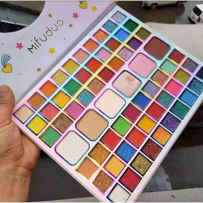 eyeshadow palette sanwarna.pk