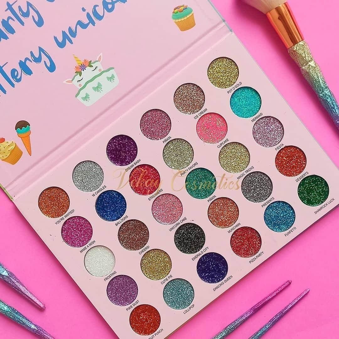 best glitter eyeshadow palette in pakistan